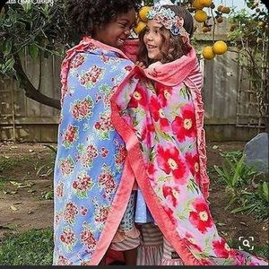 Matilda Jane Happy And Free Blanket